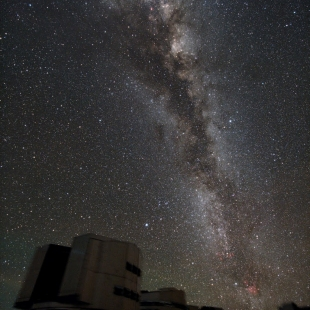 Milky Way from the VLT